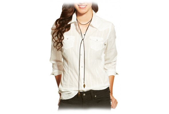 Ariat Wms Roxbury Snap Shirt