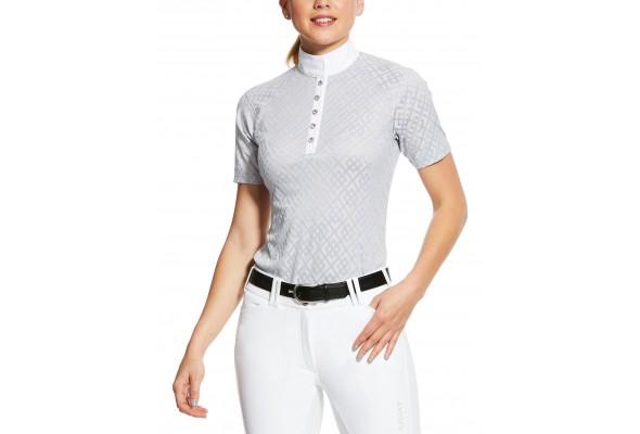 Ariat Wms Showstopper Show Shirt