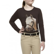Ariat Girls Pony Tee