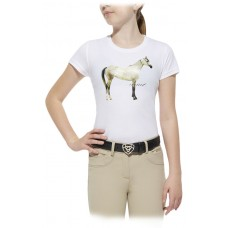 Ariat Girls Standing Horse Tee