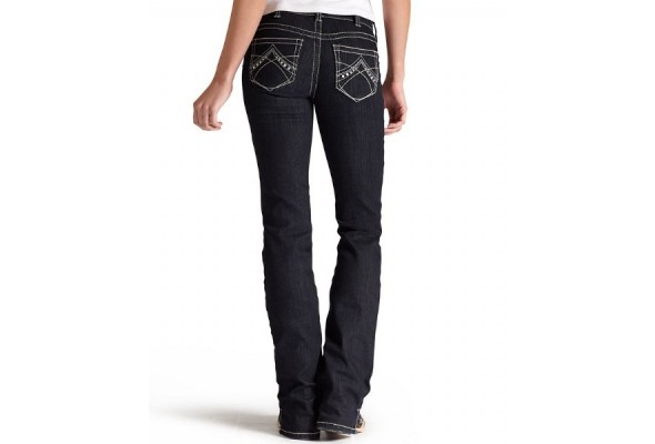 Ariat Womens REAL Riding Jean Ecl