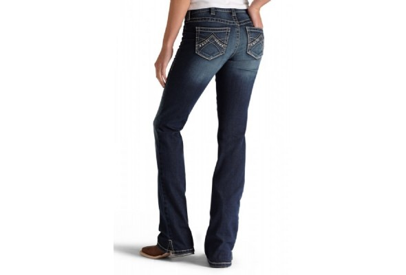 Ariat Womens REAL Riding Jean Spi