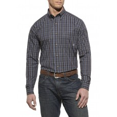 Ariat Mens Lancel LS Perf Shirt