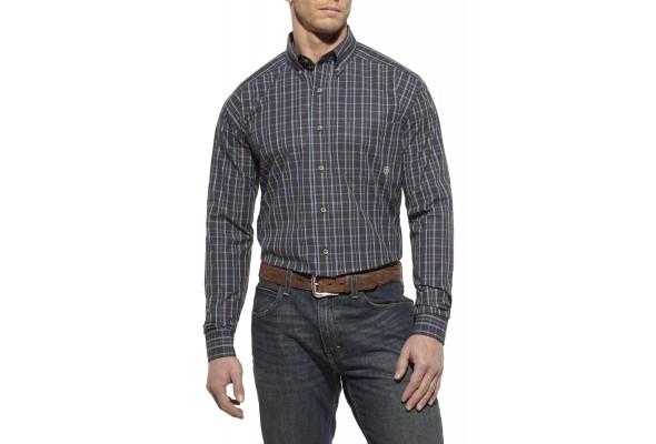 Ariat Mens Lancel LS Perf Shirt