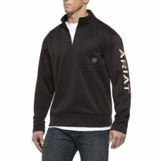 Ariat Mens Tek Fleece 1/4 Zip