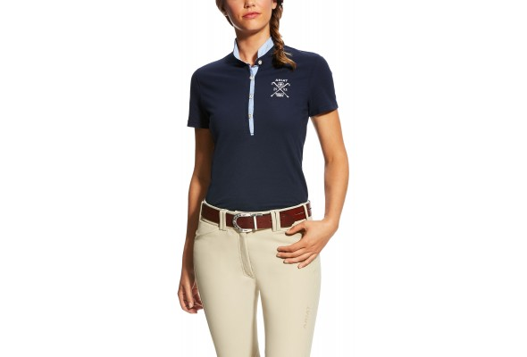 Ariat Womens Del Mar Polo