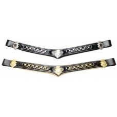 Enzo Crest Browband