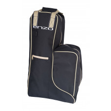 Enzo Boot Bag with Cap and Whip Carrier