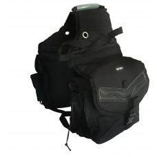 Enzo Saddle Bag