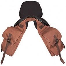 Cordura Saddle Bag