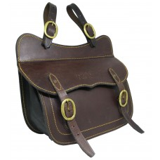 Origin Leather Mid Size Saddle Bag