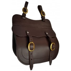 Origin Leather Single Saddle Bag