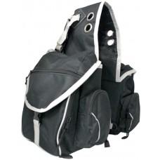 Multi Pocket Saddle Bag