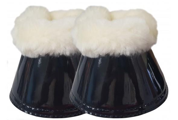 Enzo Sheepskin Bell Boots