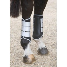 Shires Reflective Splint Boots