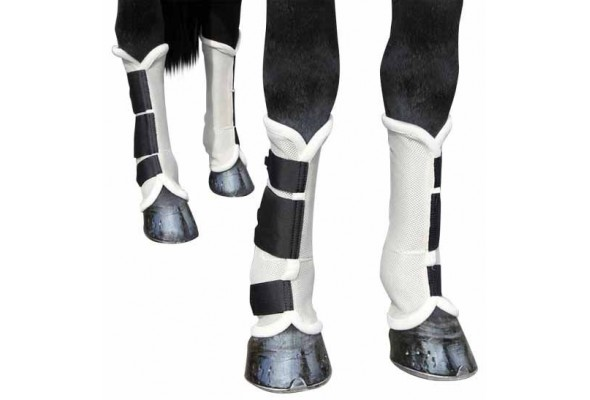 Shires Airflow Turnout Socks S/4