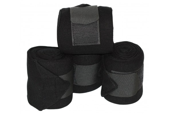 Knitted Bandages Set of 4