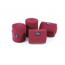 Shires Fleece Bandages Pack of 4
