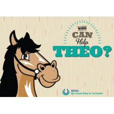 RDA Book - Who Can Help Theo