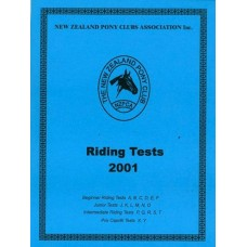 Dressage Test Book -  Riding