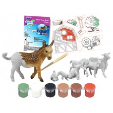 Breyer Stablemates Paint Your Own Farm