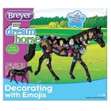 Breyer Decorate Emoji Horse