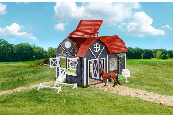 Breyer Stablemates Riding Camp
