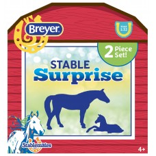 Breyer Stablemates Stable Surprise