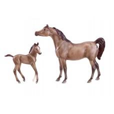 Breyer Classics Grey Arabian Horse&Foal