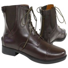 CA Oslo Lthr Lace Up Pdk Boot