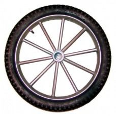 Wheel for Mini Horse Cart Thick Spokes