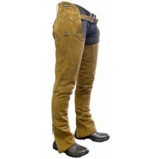 Horse Tech Full Length Chaps No Tassle