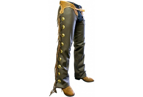 Origin Full Leather Chaps