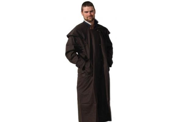 Oilskin Coat Full Length