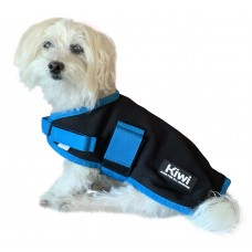 Kiwi Polar Fleece Dog Coat