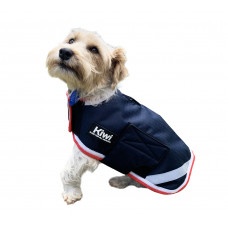 Kiwi Waterproof Dog Coat FleeceLined