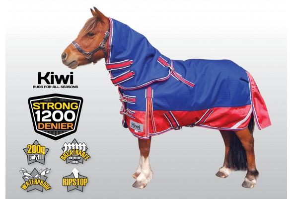 Kiwi 1200 Winter Mini Rug Set 200g