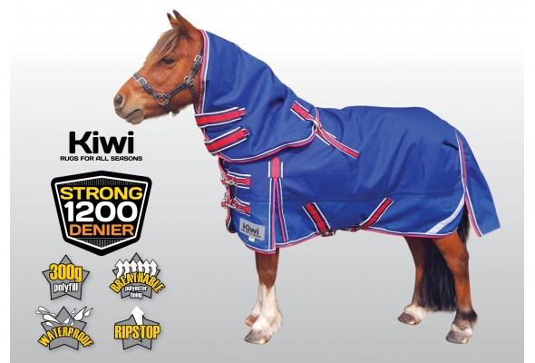 Kiwi 1200 Winter Mini Rug Set 300g