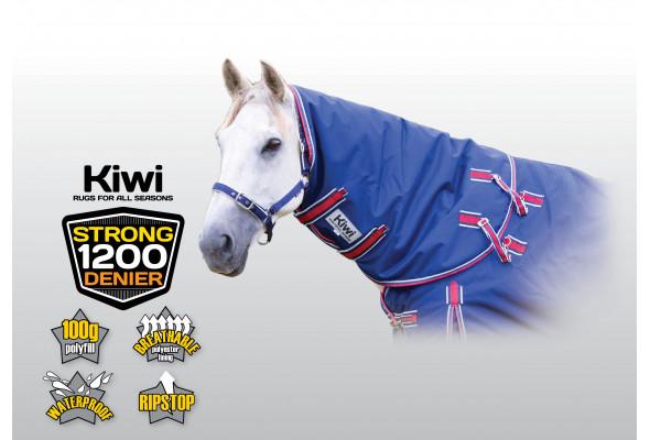 Kiwi 1200 Neck Rug 100g