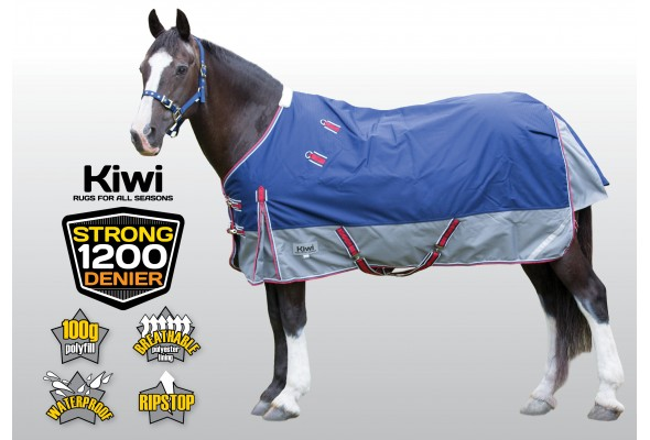 Kiwi 1200 Winter Rug Only 100g