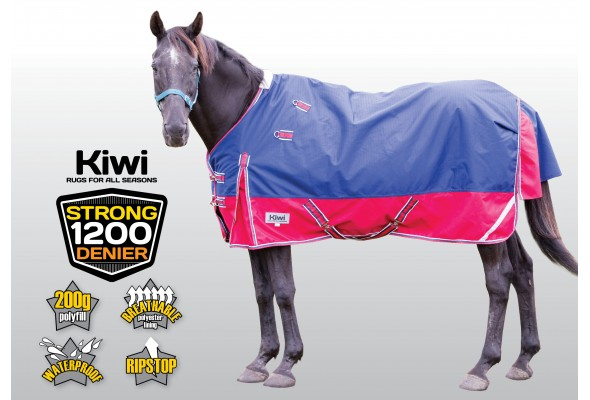 Kiwi 1200 Winter Rug Only 200g