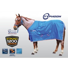 Shires Summer Typhoon Rug Only