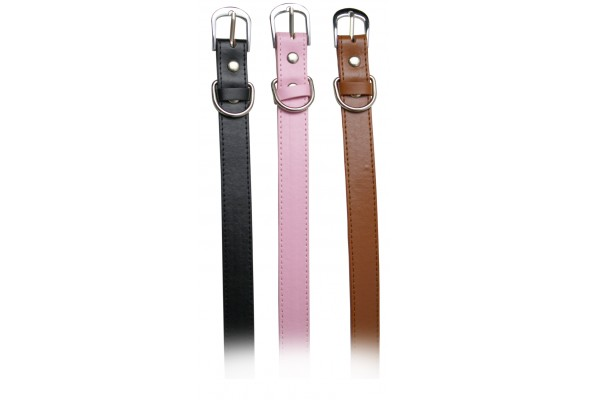 Rufz Plain Dog Collar