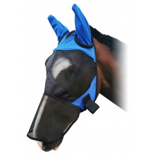 Enzo Fly Mask with Ears and Nose