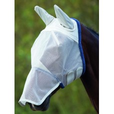 Shires FD Fly Mask w/Ears & Nose