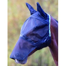 Shires FM Fly Mask w/Ears & Nose