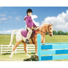 Breyer FS English Horse and Rider