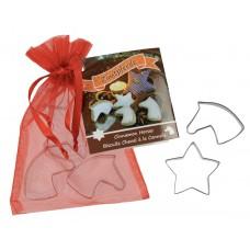 Cookie Cutter Cinnamon Horses