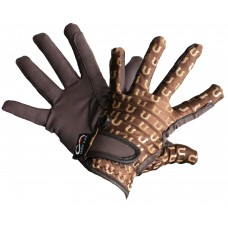 CA Ladies Glove w/Horse Shoe