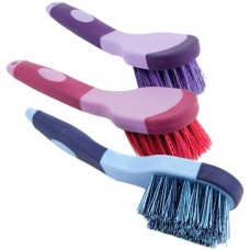 Shires Contour Bucket Brush